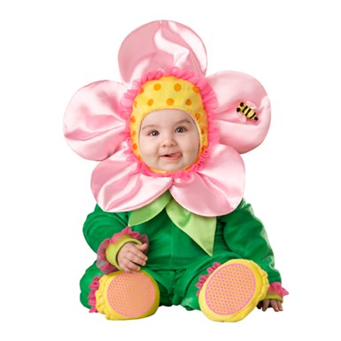 Baby Blossom Flower Toddler/ Infant Halloween Costume  sc 1 st  Costume Kingdom & Baby Costumes u2013 Bunting and Swaddle Halloween Costumes