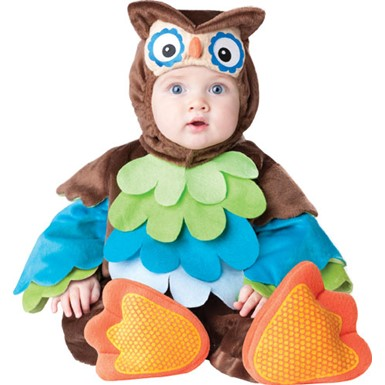 Baby Funny Owl Animal Bird Halloween Costume