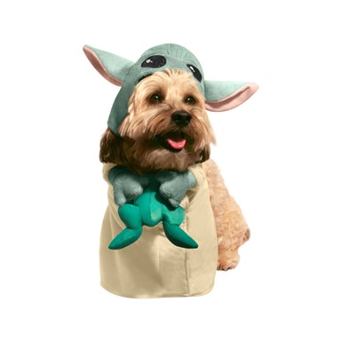 Baby Yoda The Mandalorian Star Wars Pet Costume