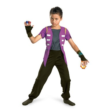 Bakugan Battle Brawlers Shun Boys Halloween Costumes