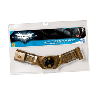 Batman Child Belt Halloween Costume Accessory
