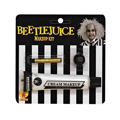 Beetlejuice Makeup Kit Costume Accessories