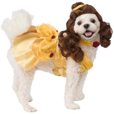 Belle Disney Princess Pet Halloween Costume