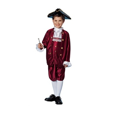 Ben Franklin Kids Halloween Costume