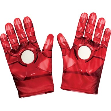 Boys Avengers Assemble Iron Man Gloves