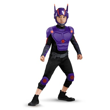 Boys Big Hero 6 Deluxe Hiro Halloween Costume
