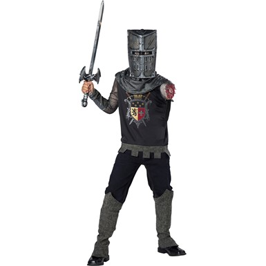Boys Black Knight Zombie Medieval Costume  sc 1 st  Costume Kingdom & Game of Thrones Costumes | Medieval u0026 Renaissance Fair | Costume Kingdom