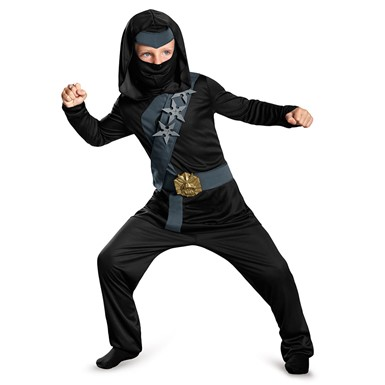 Boys Blackstone Ninja Classic Halloween Costume  sc 1 st  Costume Kingdom & International Costumes for Kids | German Egyptian Asian Costumes ...