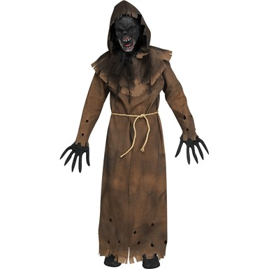 Boys Catacomb Monk Ghoul Child Halloween Costume