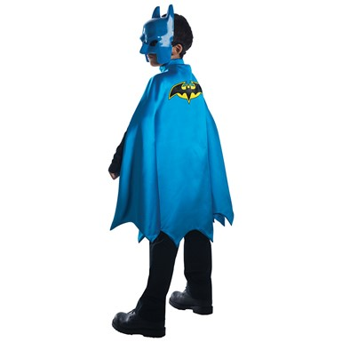 Boys Deluxe Batman Halloween Cape