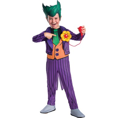 Boys Deluxe Joker DC Comics Halloween Costume  sc 1 st  Costume Kingdom & Circus Costumes for Kids | Ring Leader Costumes | Costume Kingdom