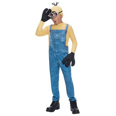 Boys Despicable Me Minion Kevin Halloween Costume