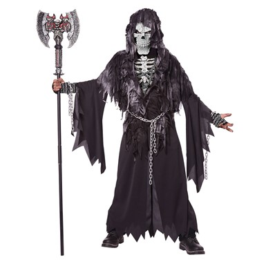 Boys Evil Unchained Demon Halloween Costume