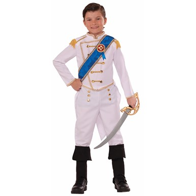 Boys Happily Ever After Prince Halloween Costume
