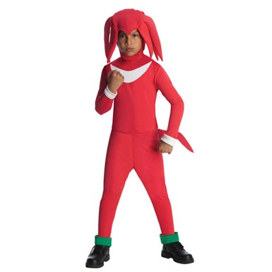 Boys Knuckles Video Game Halloween Costume