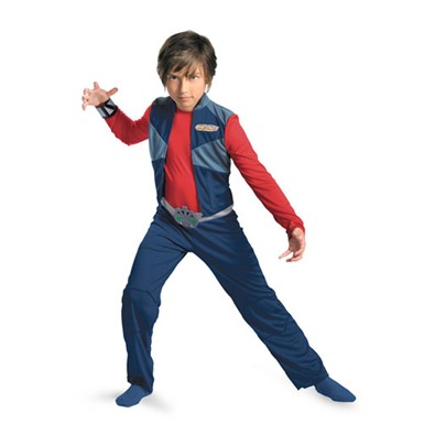 Boys Ky Redakai Halloween Cartoon Costume