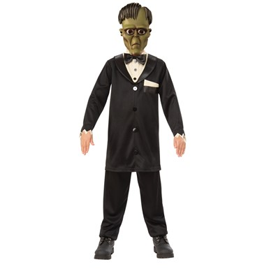 Boys Lurch Addams Family Halloween Costume