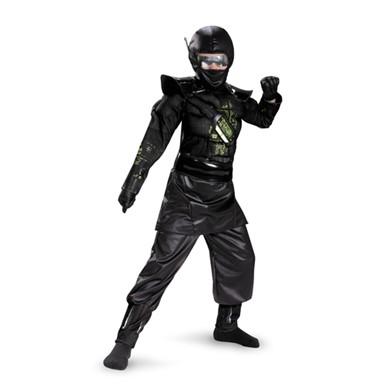 Boys Ninja C.O.R.E. Deluxe Halloween Costume  sc 1 st  Costume Kingdom & Kids Police Costumes | Cop Costume u0026 Police Gear | Costume Kingdom