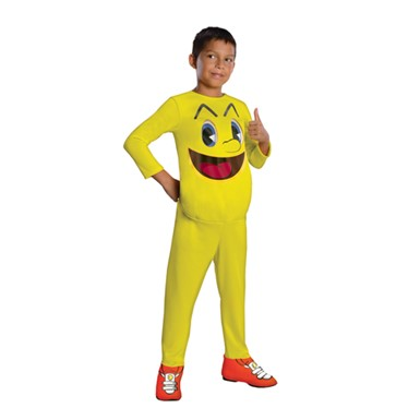 Boys Pac-Man Halloween Costume  sc 1 st  Costume Kingdom & Pacman Costumes | 80s Video Games | Costume Kingdom