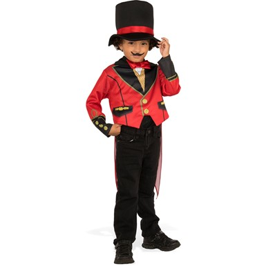 Boys Ringmaster Circus Halloween Costume  sc 1 st  Costume Kingdom : costumes for kids boys  - Germanpascual.Com
