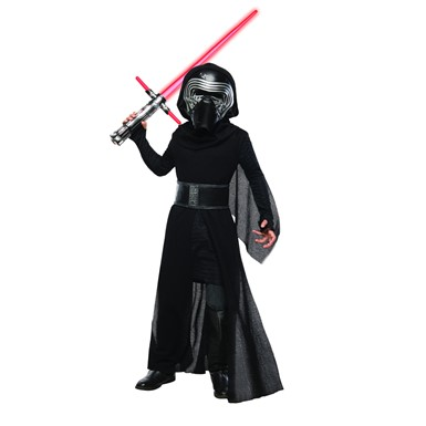 Boys Super Deluxe Kylo Ren Star Wars Costume