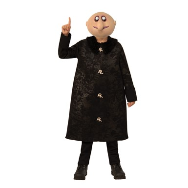 Boys Uncle Fester Addams Family Halloween Costume