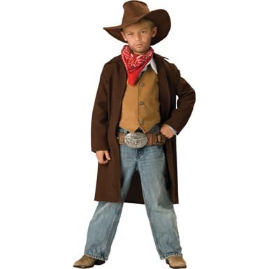 sc 1 st  Costume Kingdom & Boys Western Outlaw Cowboy Halloween Costume