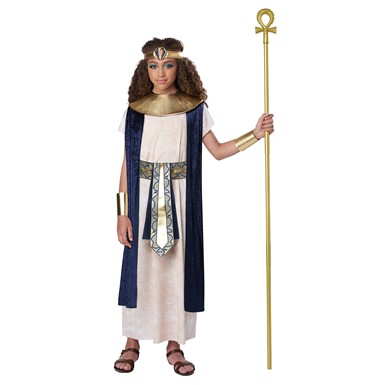 Child Ancient Egyptian Tunic Halloween Costume