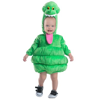 Child Ghostbusters Slimer Halloween Costume