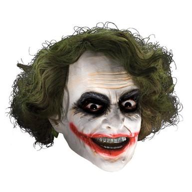 Child Joker Vinyl Mask W/ Hair Costume Accessories  sc 1 st  Costume Kingdom & Batman Masks u2013 Batman Robin and Joker Halloween Costume on sale