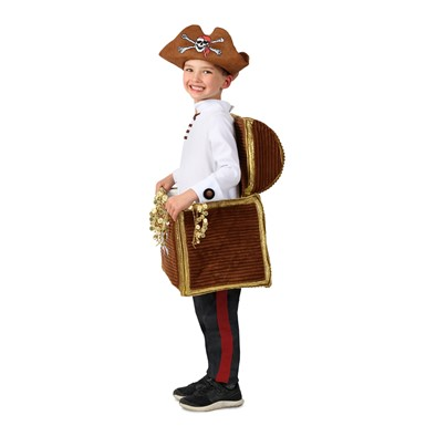 Child Pirate Booty Candy Catcher Halloween Costume