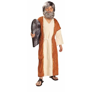 Childrens Biblical Moses Halloween Costume
