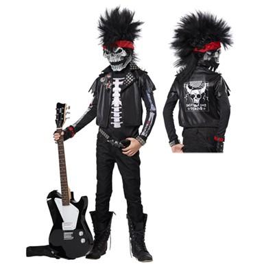 Punk Costumes | Boys Halloween Costumes | Costume Kingdom