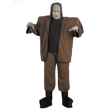 Mens Frankenstein Costume Big Amp Tall Adult Halloween