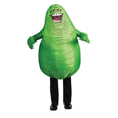 ghostbusters child inflatable slimer halloween costume