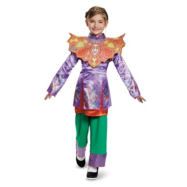 Girls Classic Alice Asian Look Halloween Costume