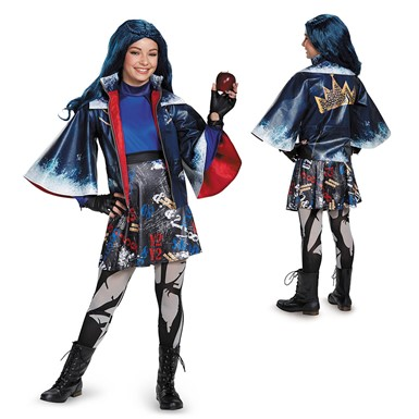Girls Descendants Prestige Evie Ultimate Costume
