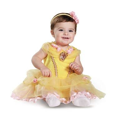 Girls Disney Belle Princess Infant Costume