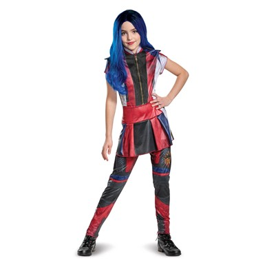 Girls Disney Tween Evie Descendants 3 Costume