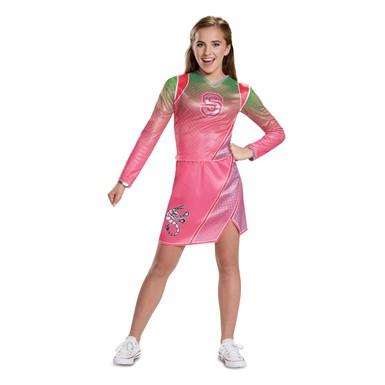Girls Disney Zombies Classic Addison Cheerleader Costume  sc 1 st  Costume Kingdom & Girls Disney Zombies Classic Addison Costume u2013 Disneyu0027s ...