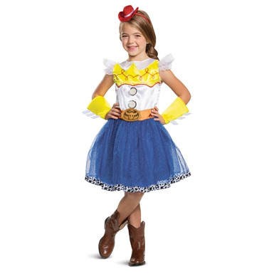 Girls Jessie Tutu Deluxe Toy Story Costume