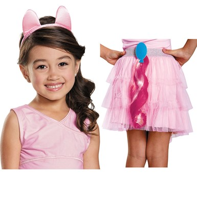 Girls My Little Pony Pinkie Pie Halloween Kit