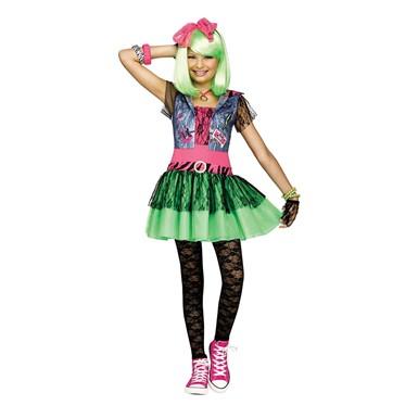 Girls Rockinu0027 80u0027s Halloween Costume  sc 1 st  Costume Kingdom & 80u0027s Costumes | 1980s Decade Party Costumes | Costume Kingdom