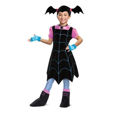 girls toddler disney jr deluxe vampirina costume