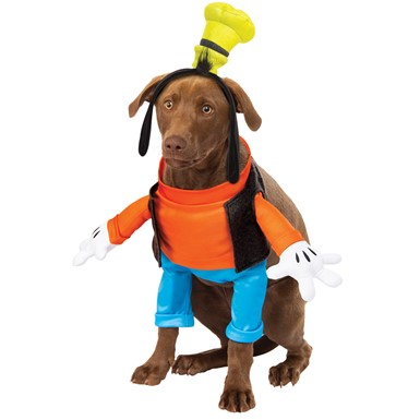Goofy Disney Pet Halloween Costume  sc 1 st  Costume Kingdom & Goofy Pet Halloween Costume u2013 Goofy Costume for dogs u2013 Disney Dog ...