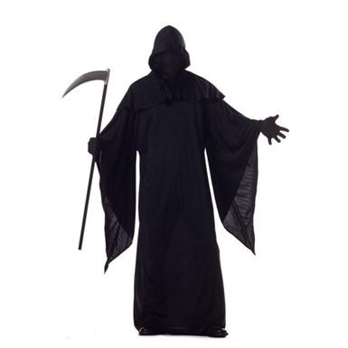 7edded9601 Grim Reaper Robe - Horror Robe - Mens Halloween Costumes