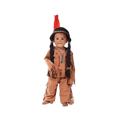 Indian Boy Native American Child Halloween Costume