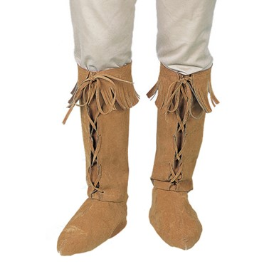 Indian Fringe Boot Tops Halloween Costumes Accessories