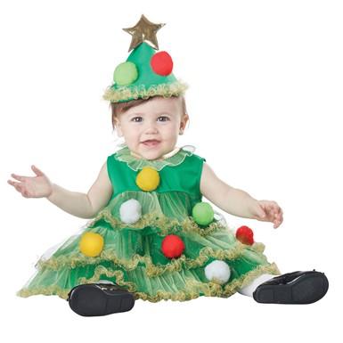 Infant Christmas Tree Halloween Costume  sc 1 st  Costume Kingdom & Infant Christmas Tree Costume