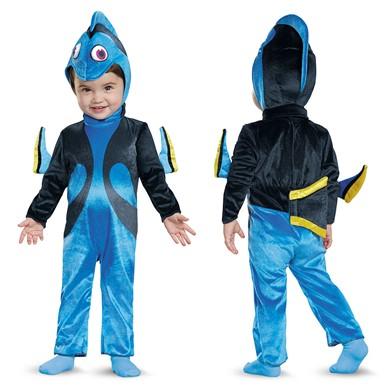 Infant Finding Dory Fish Halloween Costume  sc 1 st  Costume Kingdom & Infant Finding Dory Fish Halloween Costume u2013 Disney Baby Costumes